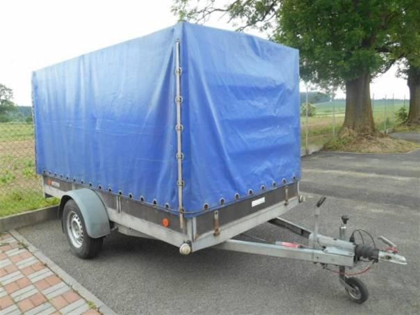 NÁKLADNÍ S PLACHTOU  A BRZDOU, foto 1 Užitkové a nákladní vozy, Přívěsy a návěsy | spěcháto.cz - bazar, inzerce zdarma