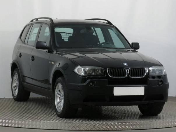 BMW X3 3.0 d, foto 1 Auto – moto , Automobily | spěcháto.cz - bazar, inzerce zdarma