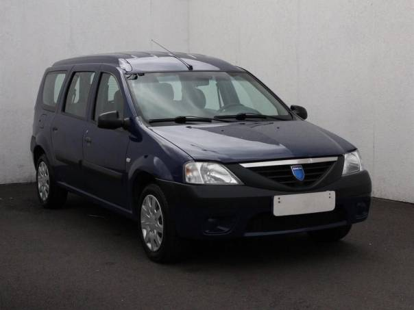 Dacia Logan  1.5 DCi, tažné zařízení, foto 1 Auto – moto , Automobily | spěcháto.cz - bazar, inzerce zdarma