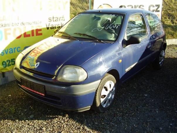Renault Clio 1.2 Access, foto 1 Auto – moto , Automobily | spěcháto.cz - bazar, inzerce zdarma