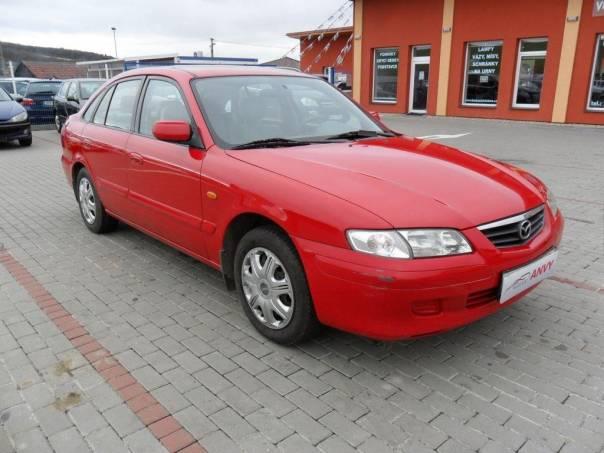 Mazda 626 1,8i KLIMA, SERVISKA, foto 1 Auto – moto , Automobily | spěcháto.cz - bazar, inzerce zdarma