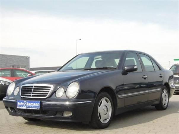 Mercedes-Benz Třída E 220 CDI *AUT- KLIMA*ESP*6 RYCH, foto 1 Auto – moto , Automobily | spěcháto.cz - bazar, inzerce zdarma