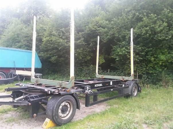 Kögel  Kögel A18, foto 1 Užitkové a nákladní vozy, Přívěsy a návěsy | spěcháto.cz - bazar, inzerce zdarma