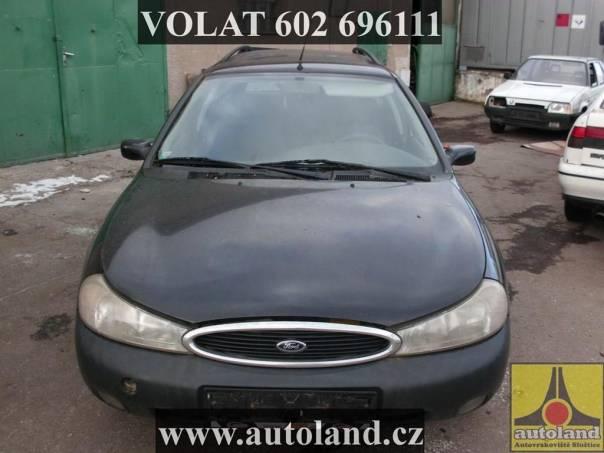 Ford Mondeo 1,8, foto 1 Náhradní díly a příslušenství, Ostatní | spěcháto.cz - bazar, inzerce zdarma