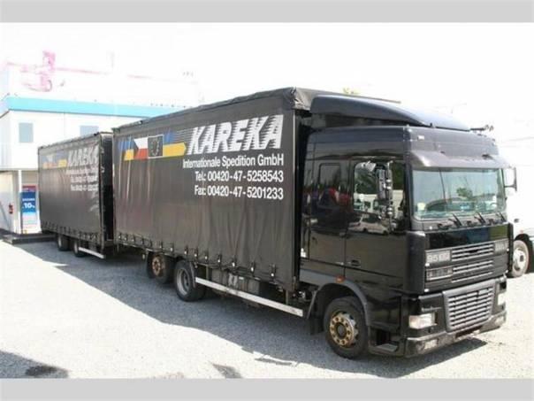 XF 95 Průjezdná Souprava, foto 1 Užitkové a nákladní vozy, Nad 7,5 t | spěcháto.cz - bazar, inzerce zdarma