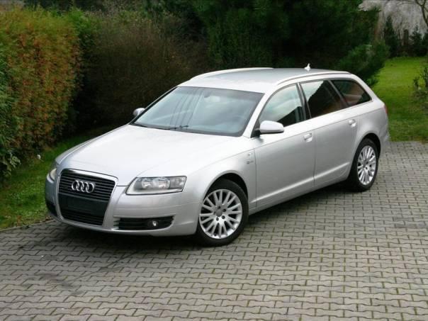 Audi A6 3.0 TDi  VÝBORNÝ STAV*NAVI, foto 1 Auto – moto , Automobily | spěcháto.cz - bazar, inzerce zdarma