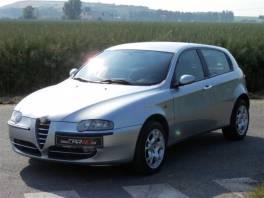 Alfa Romeo 147 1,9JTD 85kW * ALU 16' * PĚKNÁ *