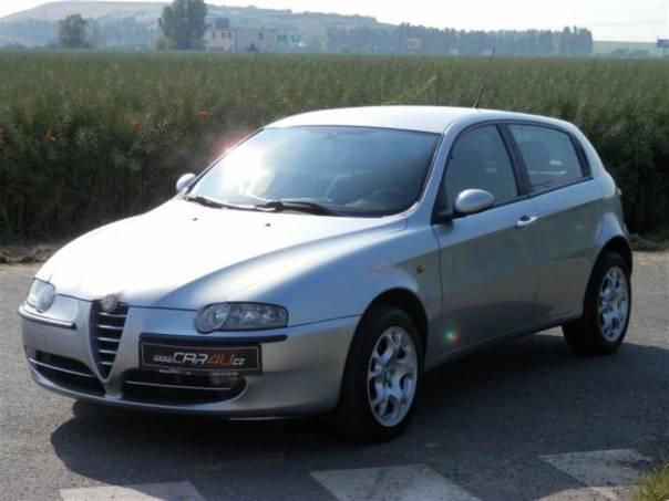 Alfa Romeo 147 1,9JTD 85kW * ALU 16' * PĚKNÁ *, foto 1 Auto – moto , Automobily | spěcháto.cz - bazar, inzerce zdarma