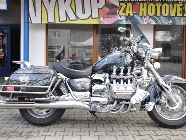 Honda  GL 1500 C Valkyrie, foto 1 Auto – moto , Motocykly a čtyřkolky | spěcháto.cz - bazar, inzerce zdarma