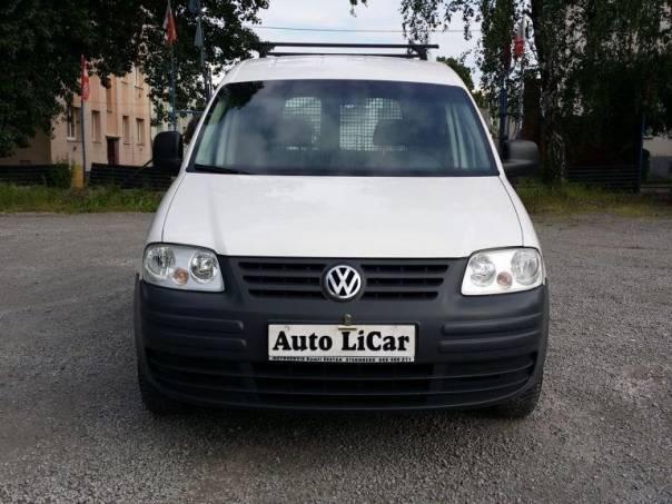 Volkswagen Caddy 1,4i 16V -1.majitel-DPH-serviska, foto 1 Auto – moto , Automobily | spěcháto.cz - bazar, inzerce zdarma
