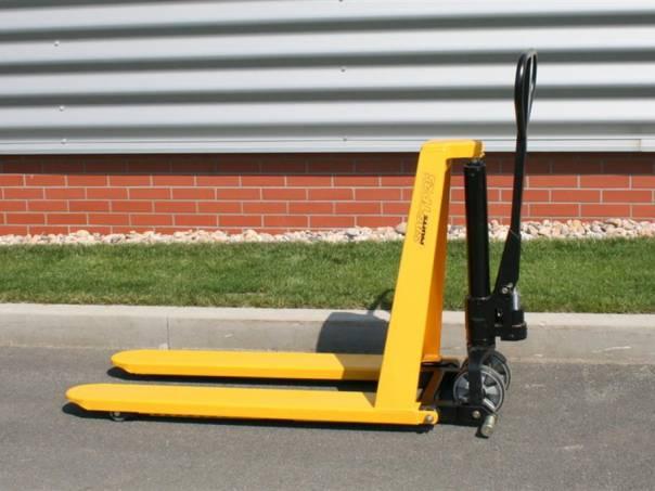 TP 10/800 nůžkový (303780), foto 1 Pracovní a zemědělské stroje, Vysokozdvižné vozíky | spěcháto.cz - bazar, inzerce zdarma