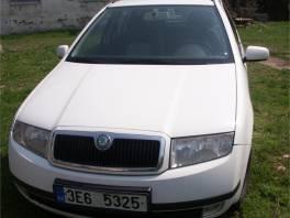 Škoda Fabia 1,4  16v  klimatizace Kombi