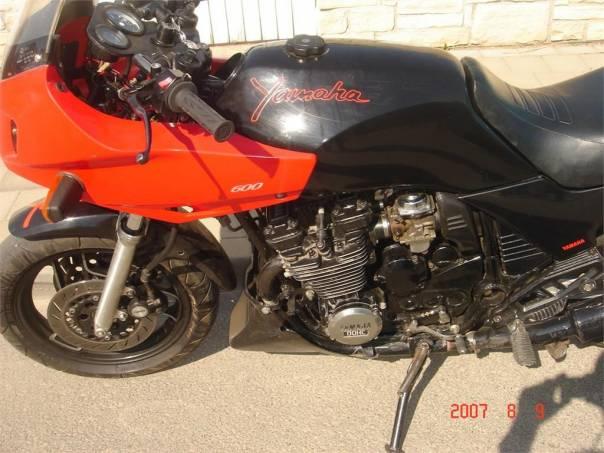 Yamaha XJ YAMAHA XJ 600S, foto 1 Auto – moto , Motocykly a čtyřkolky | spěcháto.cz - bazar, inzerce zdarma