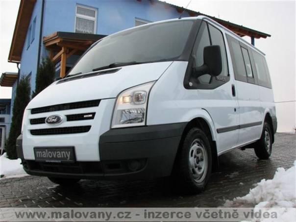 Ford Transit 2,2 TDCi 85PS 9 míst MIKROBUS, foto 1 Auto – moto , Automobily | spěcháto.cz - bazar, inzerce zdarma