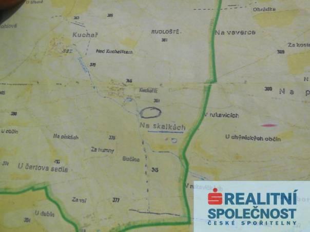 Prodej pozemku, Roblín - Kuchařík, foto 1 Reality, Pozemky | spěcháto.cz - bazar, inzerce
