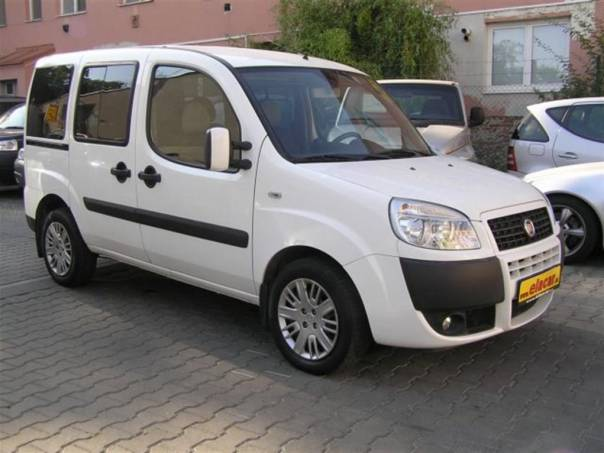 Fiat Dobló 1.9 JTD Klima-Nové pneu a baterie, foto 1 Auto – moto , Automobily | spěcháto.cz - bazar, inzerce zdarma