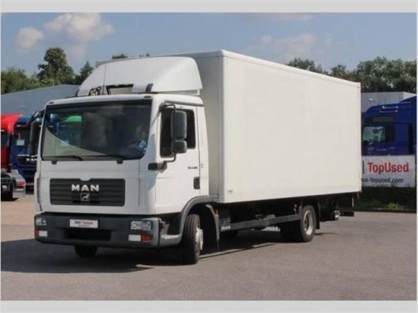 TGL 8.180 skříň  EURO 4, foto 1 Užitkové a nákladní vozy, Nad 7,5 t | spěcháto.cz - bazar, inzerce zdarma