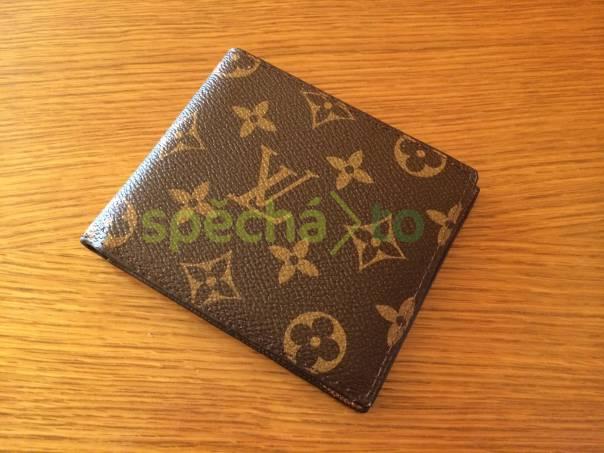Luxusní nová pánská peněženka Louis Vuitton  d84d77b0cad