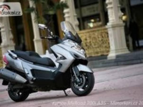Kymco  MYROAD 700i ABS, foto 1 Auto – moto , Motocykly a čtyřkolky | spěcháto.cz - bazar, inzerce zdarma
