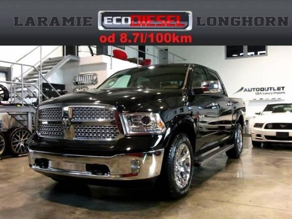 Dodge RAM 1500 EcoDiesel 2015 Laramie, foto 1 Auto – moto , Automobily | spěcháto.cz - bazar, inzerce zdarma
