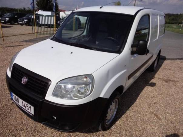 Fiat Dobló cargo 1.3 JTD MAXI, DPH, foto 1 Užitkové a nákladní vozy, Do 7,5 t | spěcháto.cz - bazar, inzerce zdarma