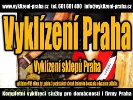 Vyklízení sklepů a sklepních prostor Praha , Obchod a služby, Úklid a údržba  | spěcháto.cz - bazar, inzerce zdarma