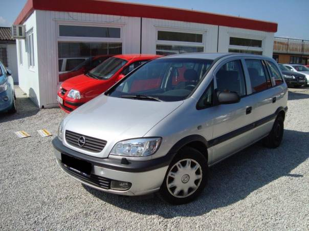 Opel Zafira 2,0 DI 16V TAXI, foto 1 Auto – moto , Automobily | spěcháto.cz - bazar, inzerce zdarma