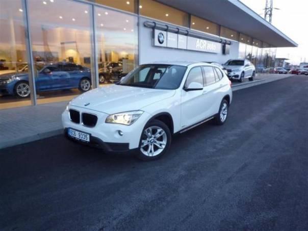 BMW X1 xDrive 18d, foto 1 Auto – moto , Automobily   spěcháto.cz - bazar, inzerce zdarma
