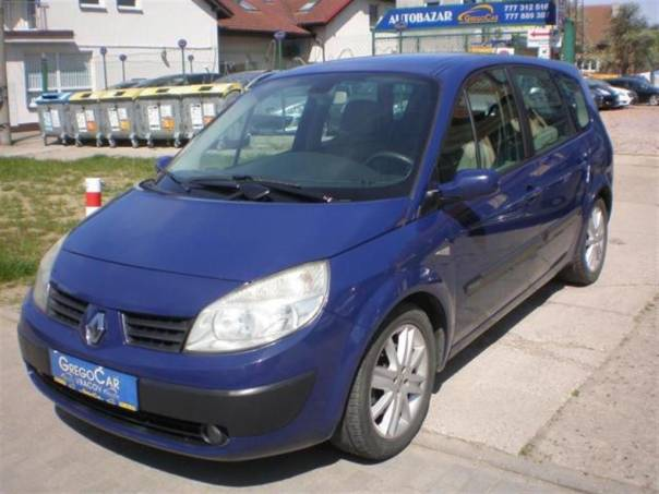 Renault Grand Scénic 1,9DCI-DIGIKLIMA**ALU**7 MÍST*, foto 1 Auto – moto , Automobily | spěcháto.cz - bazar, inzerce zdarma