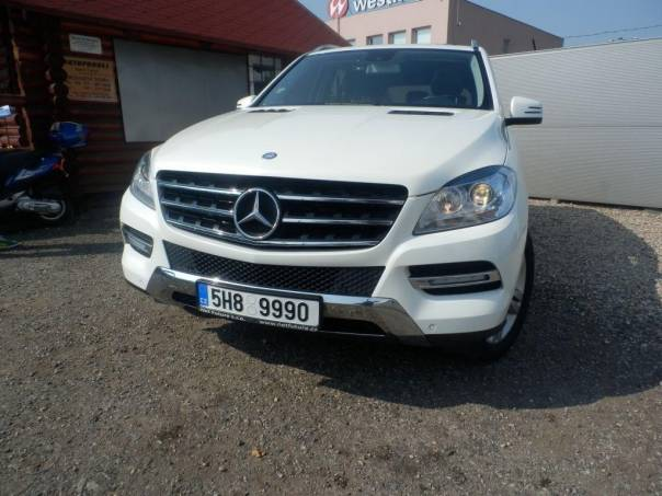 Mercedes-Benz Třída ML ML-350 Blueetec,85000Km, foto 1 Auto – moto , Automobily | spěcháto.cz - bazar, inzerce zdarma