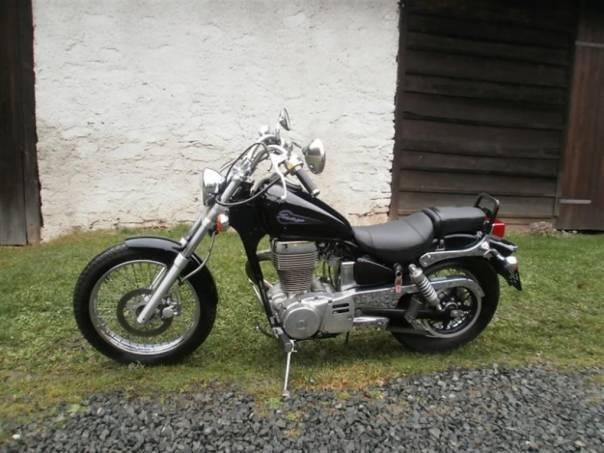 Suzuki LS LS 650 Savage, foto 1 Auto – moto , Motocykly a čtyřkolky | spěcháto.cz - bazar, inzerce zdarma