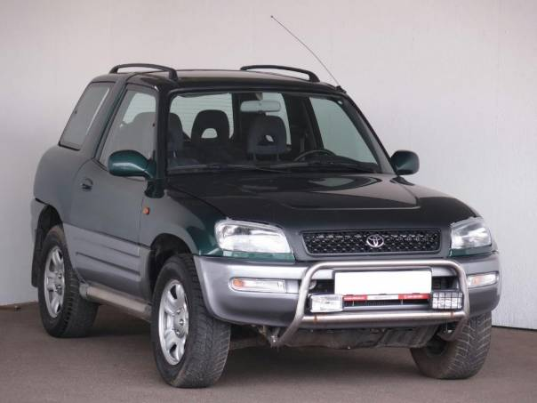Toyota RAV4 2.0 16V, foto 1 Auto – moto , Automobily | spěcháto.cz - bazar, inzerce zdarma