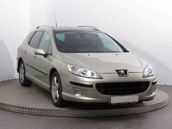 Peugeot 407 2.2, foto 1 Auto – moto , Automobily | spěcháto.cz - bazar, inzerce zdarma