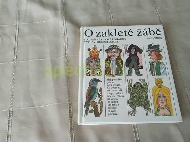 O zakleté žábě, foto 1 Hobby, volný čas, Knihy | spěcháto.cz - bazar, inzerce zdarma