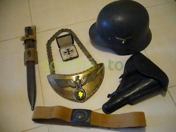 KOupím staré vojenské věci, foto 1 Hobby, volný čas, Sběratelství a starožitnosti   spěcháto.cz - bazar, inzerce zdarma