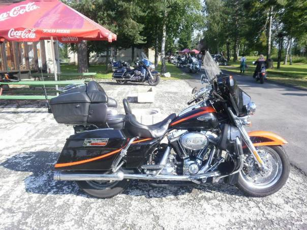 Harley-Davidson Electra Glide ScreaminEagle, foto 1 Auto – moto , Motocykly a čtyřkolky   spěcháto.cz - bazar, inzerce zdarma