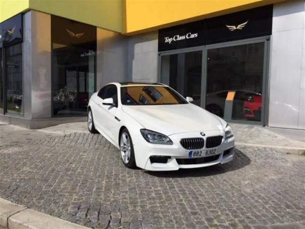 BMW Řada 6 640xd CZ LED M-PAKET B&O , foto 1 Auto – moto , Automobily | spěcháto.cz - bazar, inzerce zdarma