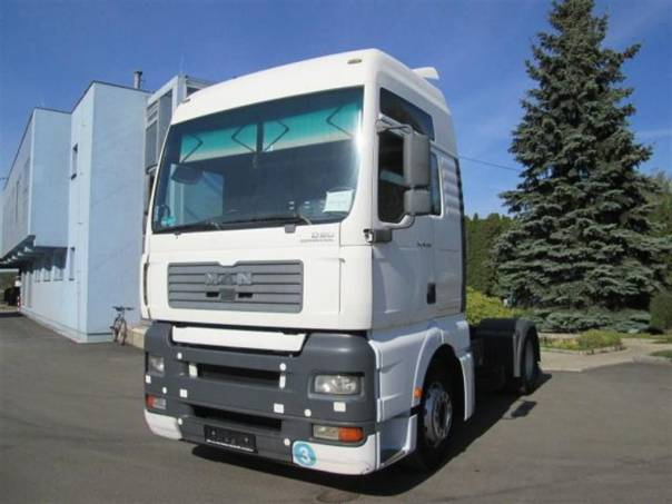 TGA 18.430 XXL  manual, foto 1 Užitkové a nákladní vozy, Nad 7,5 t | spěcháto.cz - bazar, inzerce zdarma