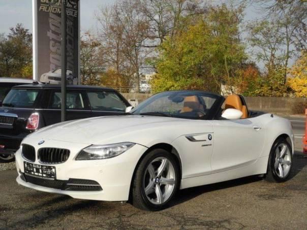 BMW Z4 sDrive 20i NaviPro Sportsitz Kůže, foto 1 Auto – moto , Automobily | spěcháto.cz - bazar, inzerce zdarma