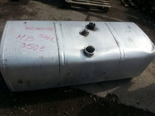 Palivová nádrž MERCEDES 500L, foto 1 Náhradní díly a příslušenství, Užitkové a nákladní vozy | spěcháto.cz - bazar, inzerce zdarma