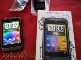 HTC Wildfire S nový telefon , Telefony a GPS, Mobilní telefony  | spěcháto.cz - bazar, inzerce zdarma