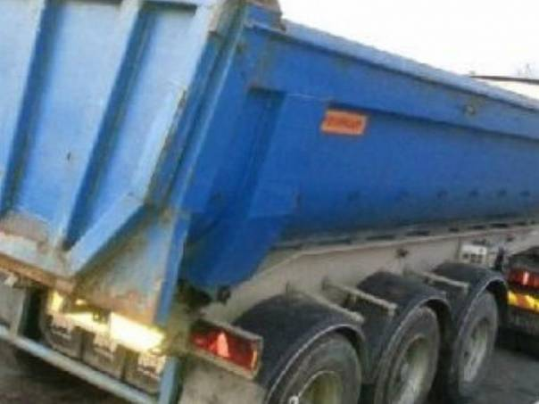 Schmitz  , foto 1 Užitkové a nákladní vozy, Přívěsy a návěsy | spěcháto.cz - bazar, inzerce zdarma