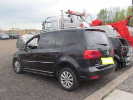 Volkswagen Touran 2,0 TDI Highline DSG , Auto – moto , Automobily    spěcháto.cz - bazar, inzerce zdarma