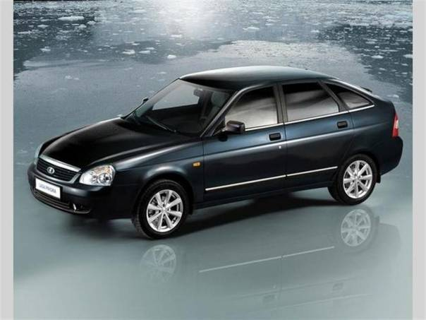 Lada Priora 1,6 hatchback, foto 1 Auto – moto , Automobily | spěcháto.cz - bazar, inzerce zdarma