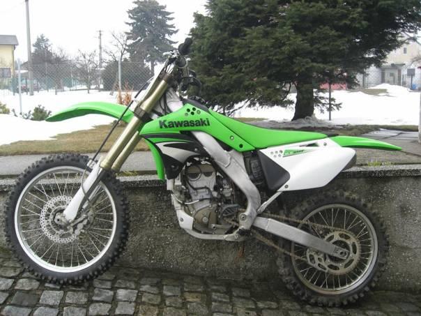 Kawasaki KFX KX250F, foto 1 Auto – moto , Motocykly a čtyřkolky   spěcháto.cz - bazar, inzerce zdarma