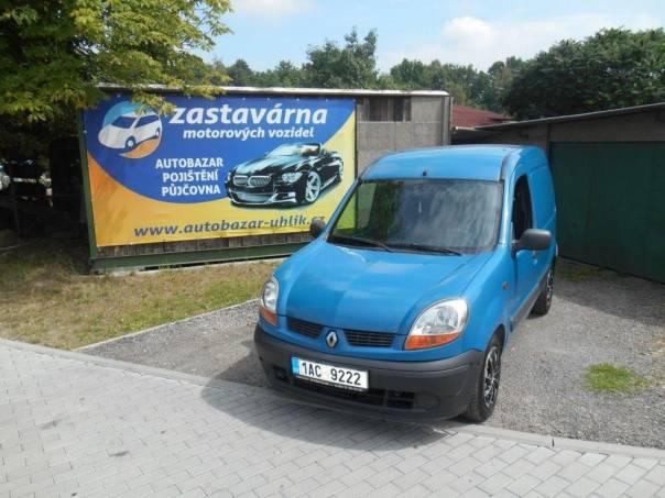 Renault Kangoo EXPRESS 1.2, foto 1 Auto – moto , Automobily | spěcháto.cz - bazar, inzerce zdarma