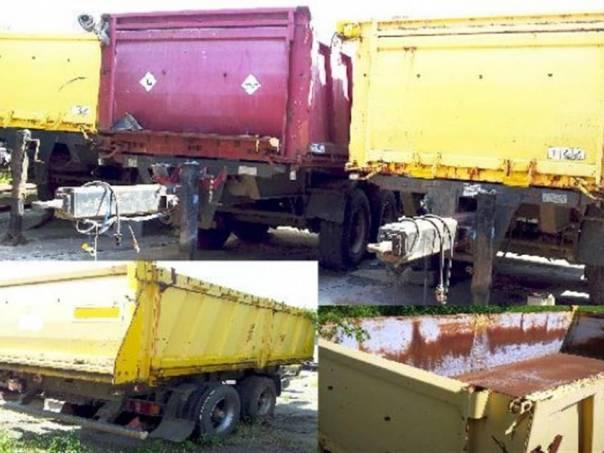 Panav  TS3 18 přívěs tandem, foto 1 Užitkové a nákladní vozy, Přívěsy a návěsy | spěcháto.cz - bazar, inzerce zdarma