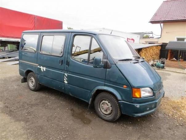 Ford Transit 2,5 TSD, foto 1 Užitkové a nákladní vozy, Autobusy | spěcháto.cz - bazar, inzerce zdarma