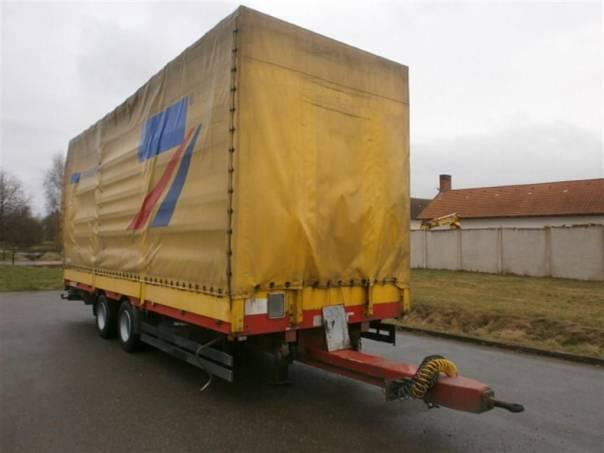 TPA 2/ZJ (ID 9705), foto 1 Užitkové a nákladní vozy, Přívěsy a návěsy | spěcháto.cz - bazar, inzerce zdarma