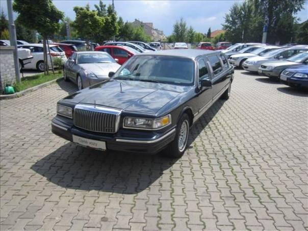 Lincoln Town Car 4.6 8V, foto 1 Auto – moto , Automobily | spěcháto.cz - bazar, inzerce zdarma
